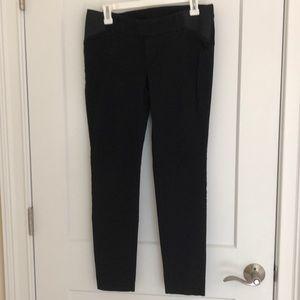 Old Navy Maternity Pixie Pants Black Size 4